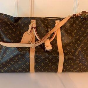Louis Vuitton Keepall Bandouliere 45 Duffle
